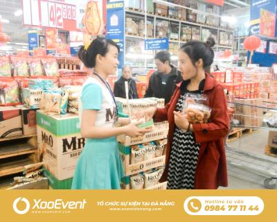 Quảng bá giới thiệu sản phẩm Bánh Mr.O