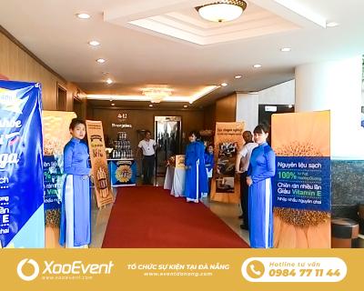 Event dầu Hương Dương Của Nga lần đầu tiên tại Đà Nẵng