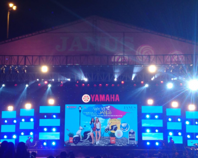 Yamaha - Ngày Hội Janus